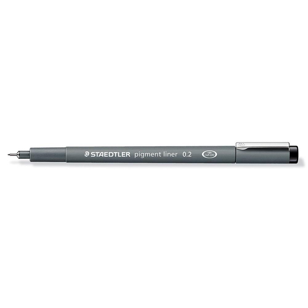 Staedtler : 0.2 Pigment Liner Pen