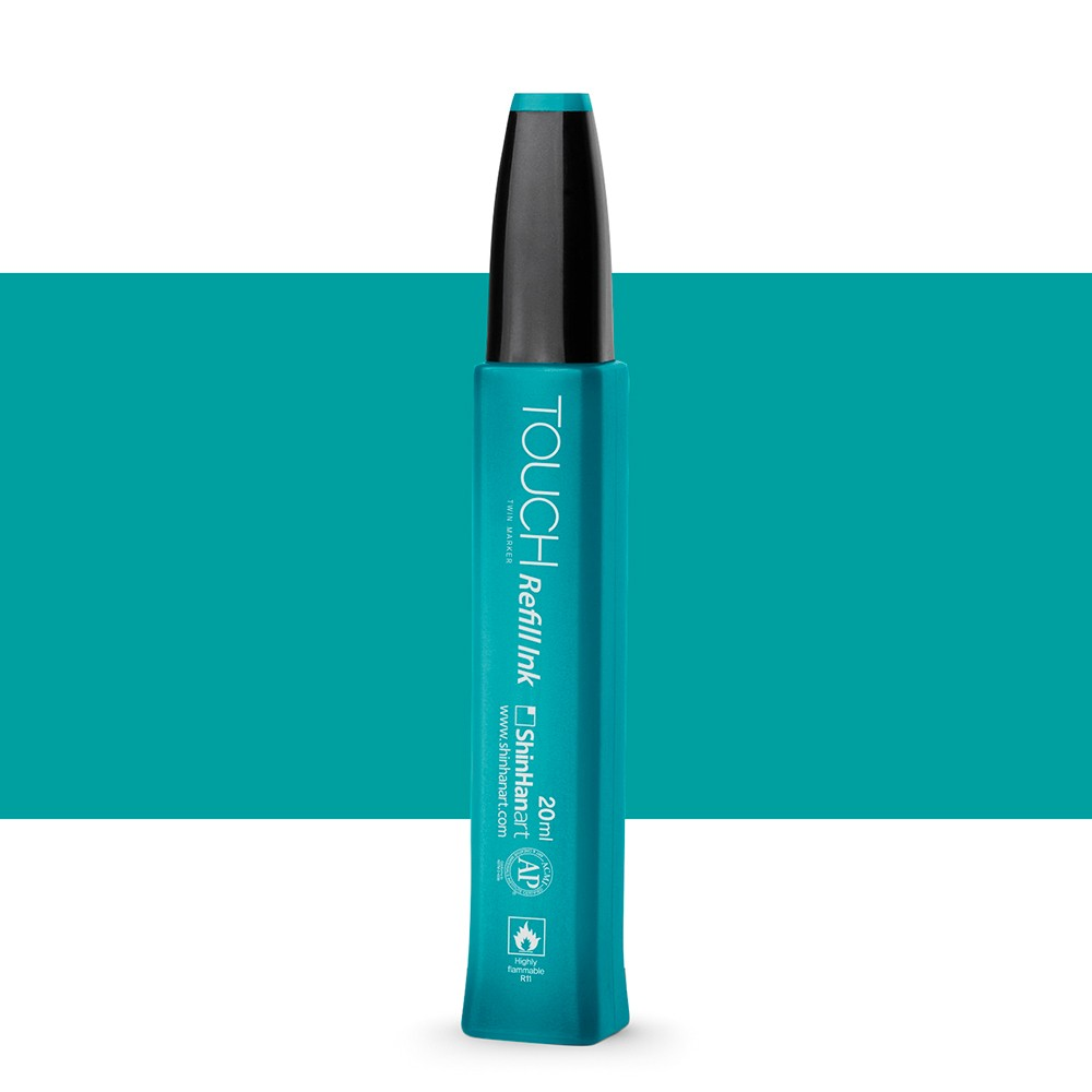ShinHan : Touch Twin Marker Refill : 20ml : Ice Blue B65