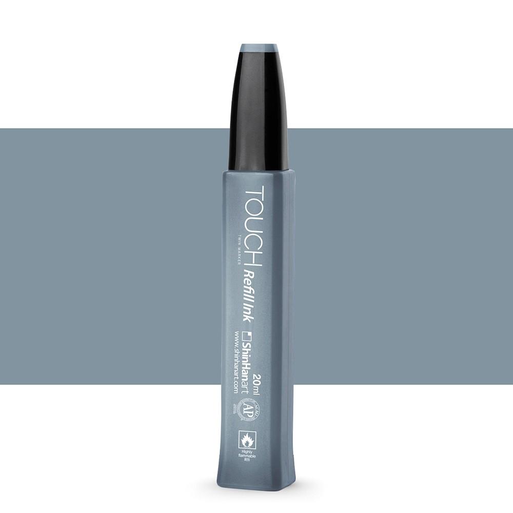 ShinHan : Touch Twin Marker Refill : 20ml : Blue Grey BG5