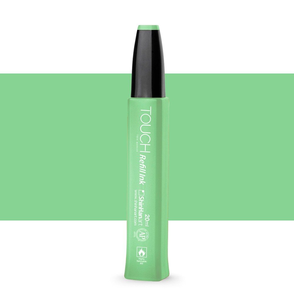 ShinHan : Twin Touch Marker Refill : 20ml : Pale Green GY59
