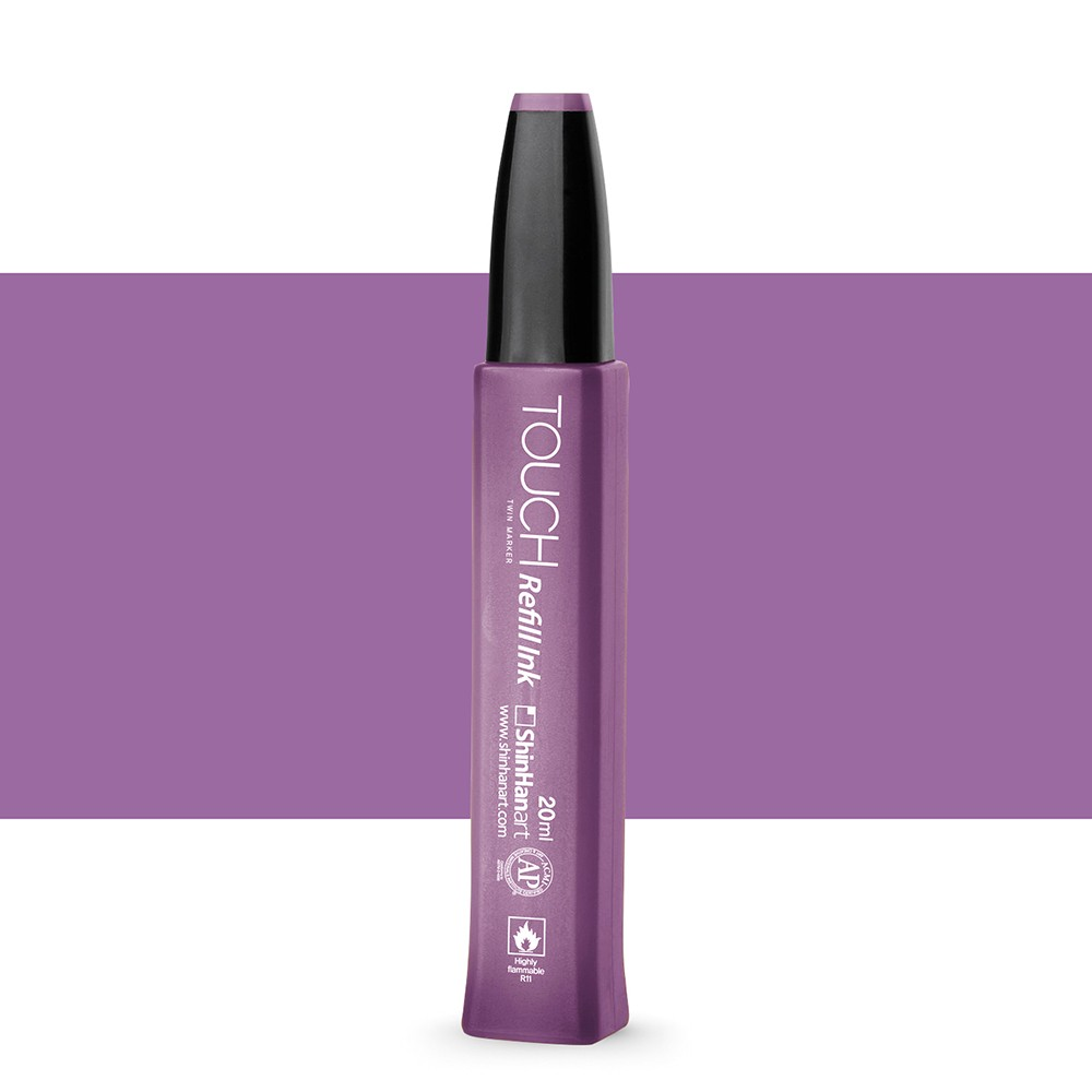 ShinHan : Twin Touch Marker Refill : 20ml : Lavender P83
