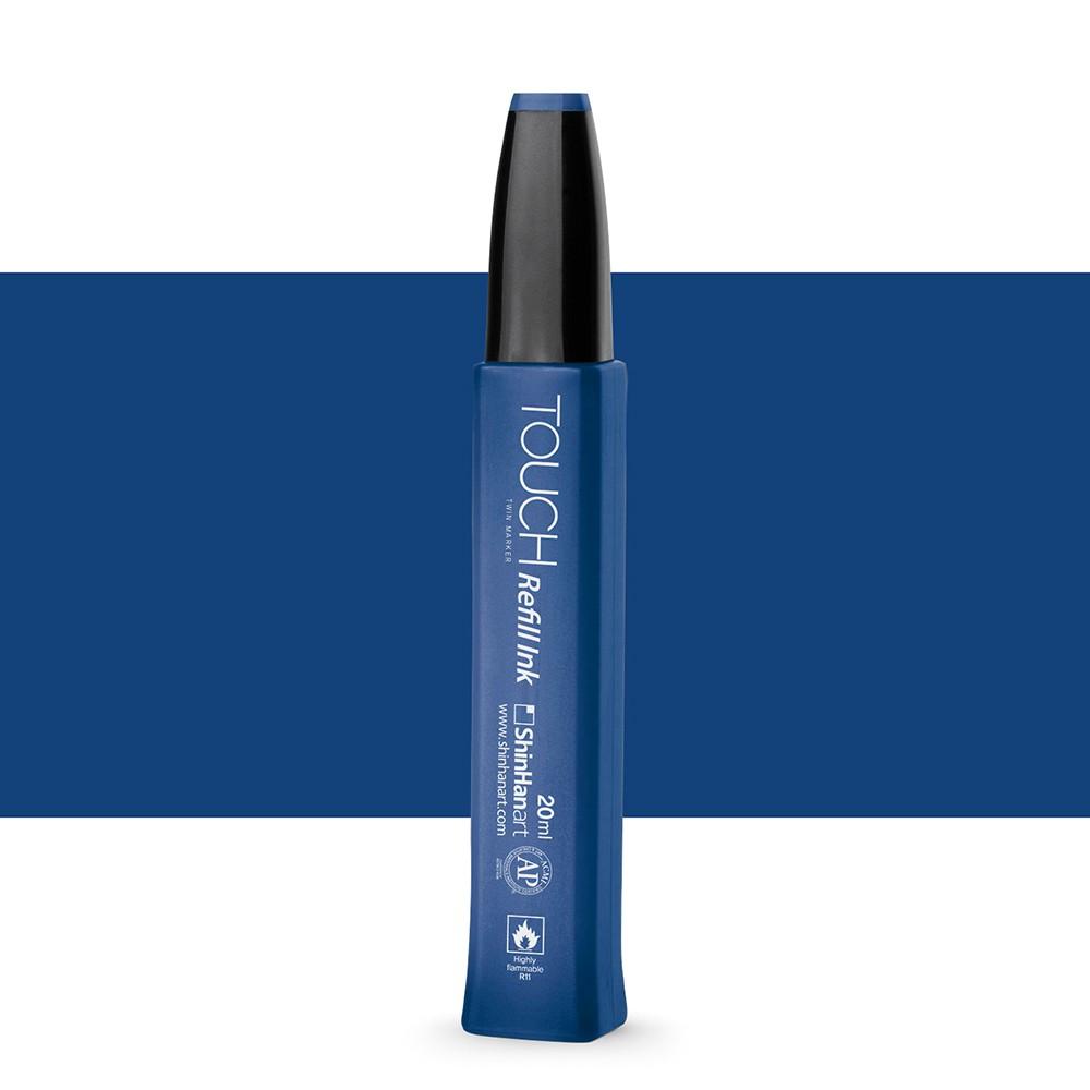 ShinHan : Twin Touch Marker Refill : 20ml : Prussian Blue PB69