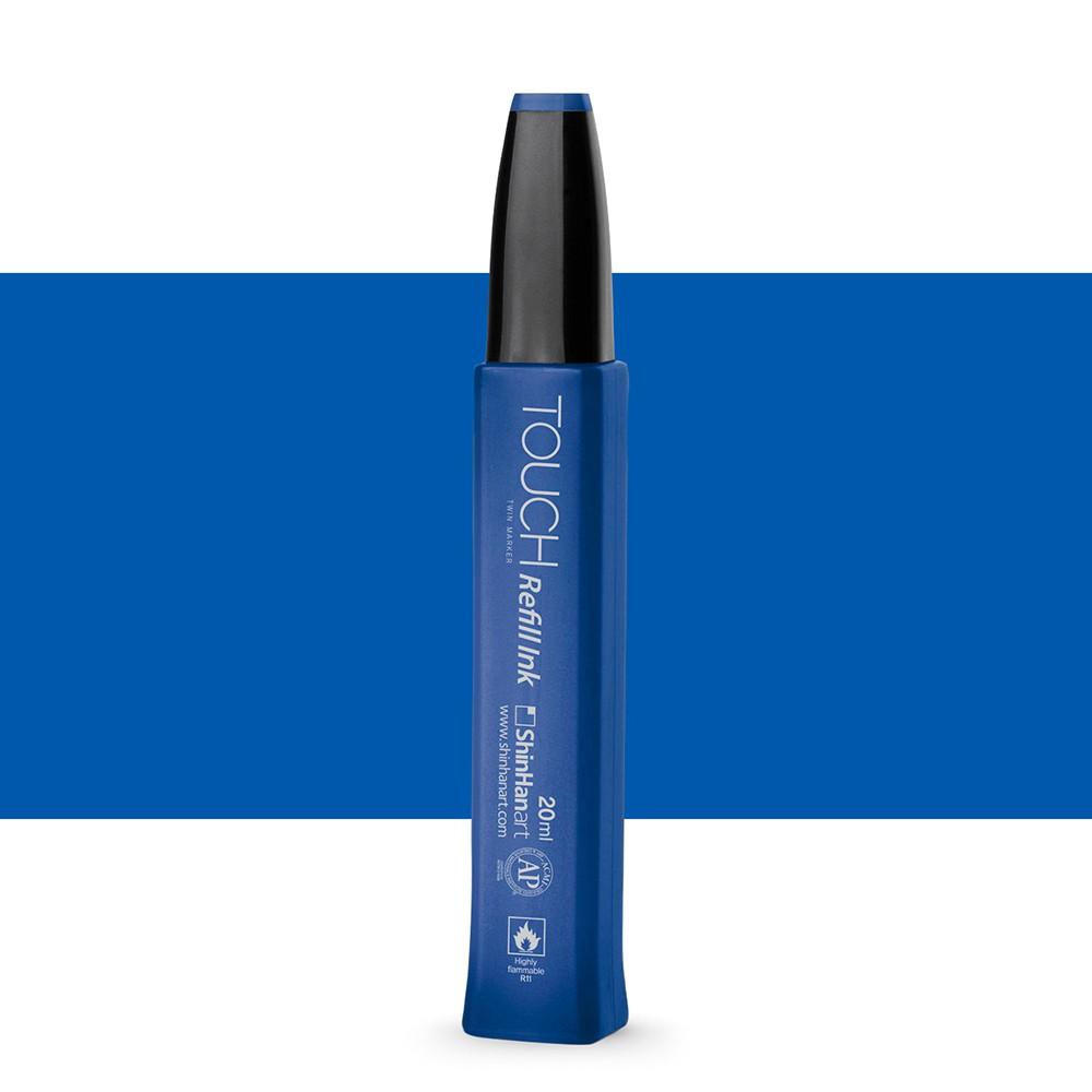 ShinHan : Touch Twin Marker Refill : 20ml : Cobalt Blue PB71