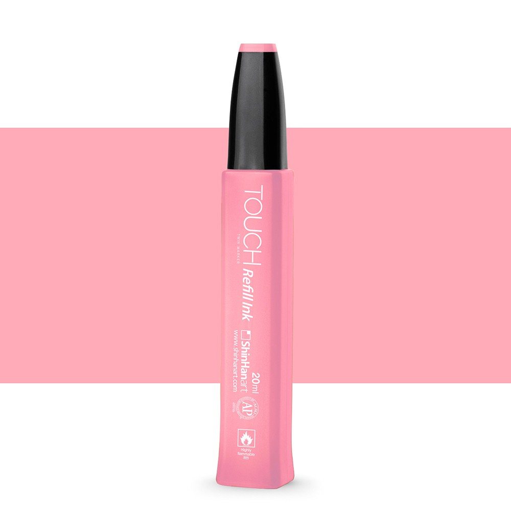 ShinHan : Twin Touch Marker Refill : 20ml : Pale Pink RP9