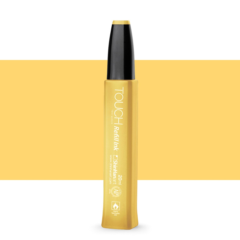 ShinHan : Twin Touch Marker Refill : 20ml : Cream Y36