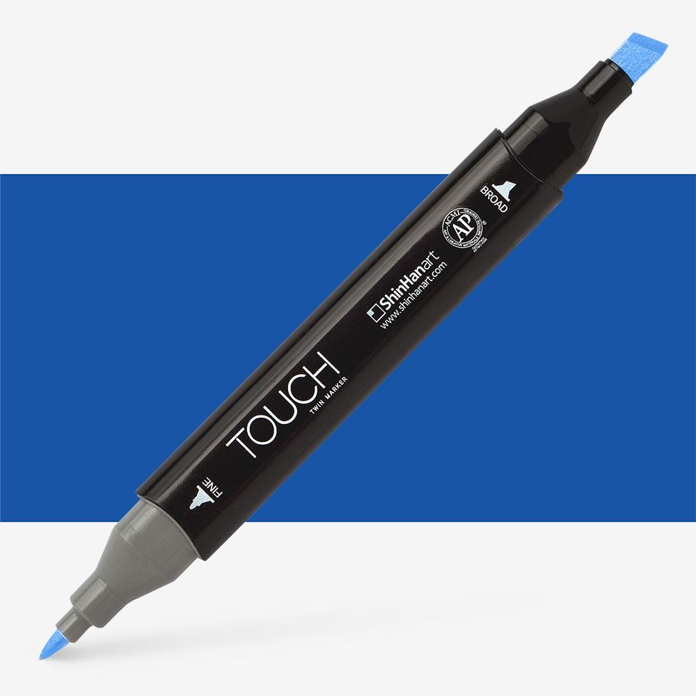 Shin Han : Touch Twin Marker Pen : Cobalt Blue : PB71