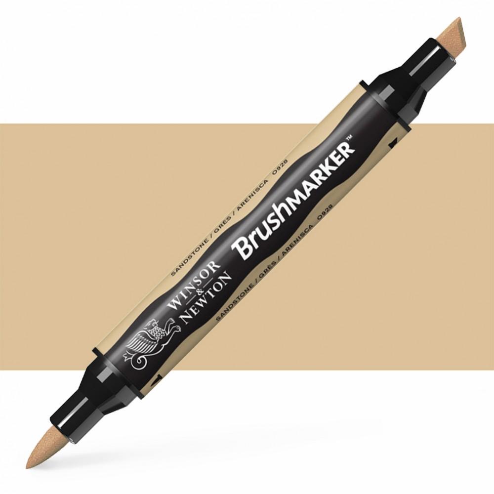 Winsor & Newton : Brush Marker : Sandstone
