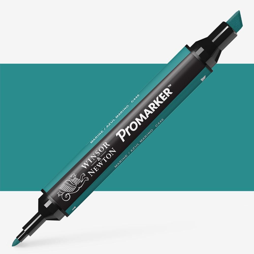 Winsor & Newton : ProMarker : Marine C446