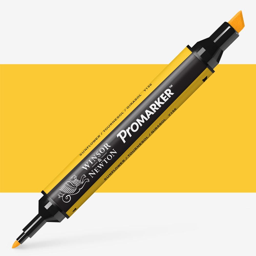 Winsor & Newton : ProMarker : Sunflower Y156