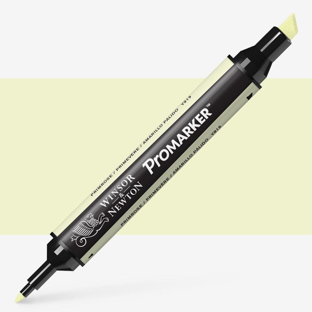 Winsor & Newton : ProMarker : Primrose Y919
