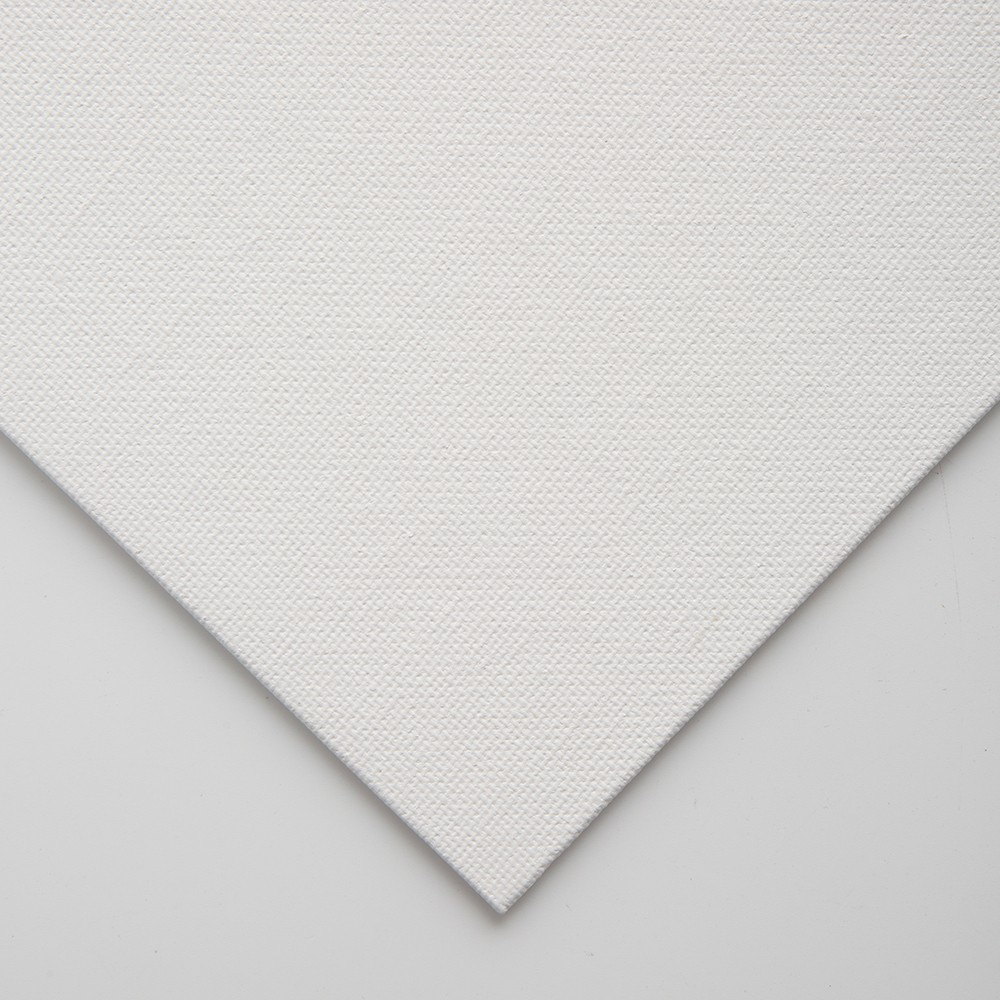 Loxley : Cotton Canvas Board 12x16in canvas wrapped around compressed card