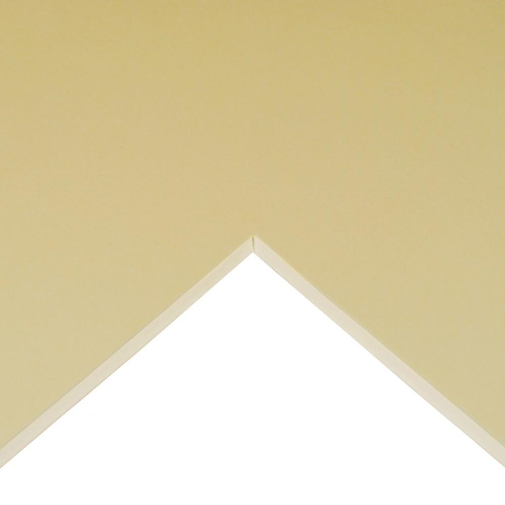 Daler Rowney : Studland Mountboard : A1 : 23x33in : Deep Cream : 1019