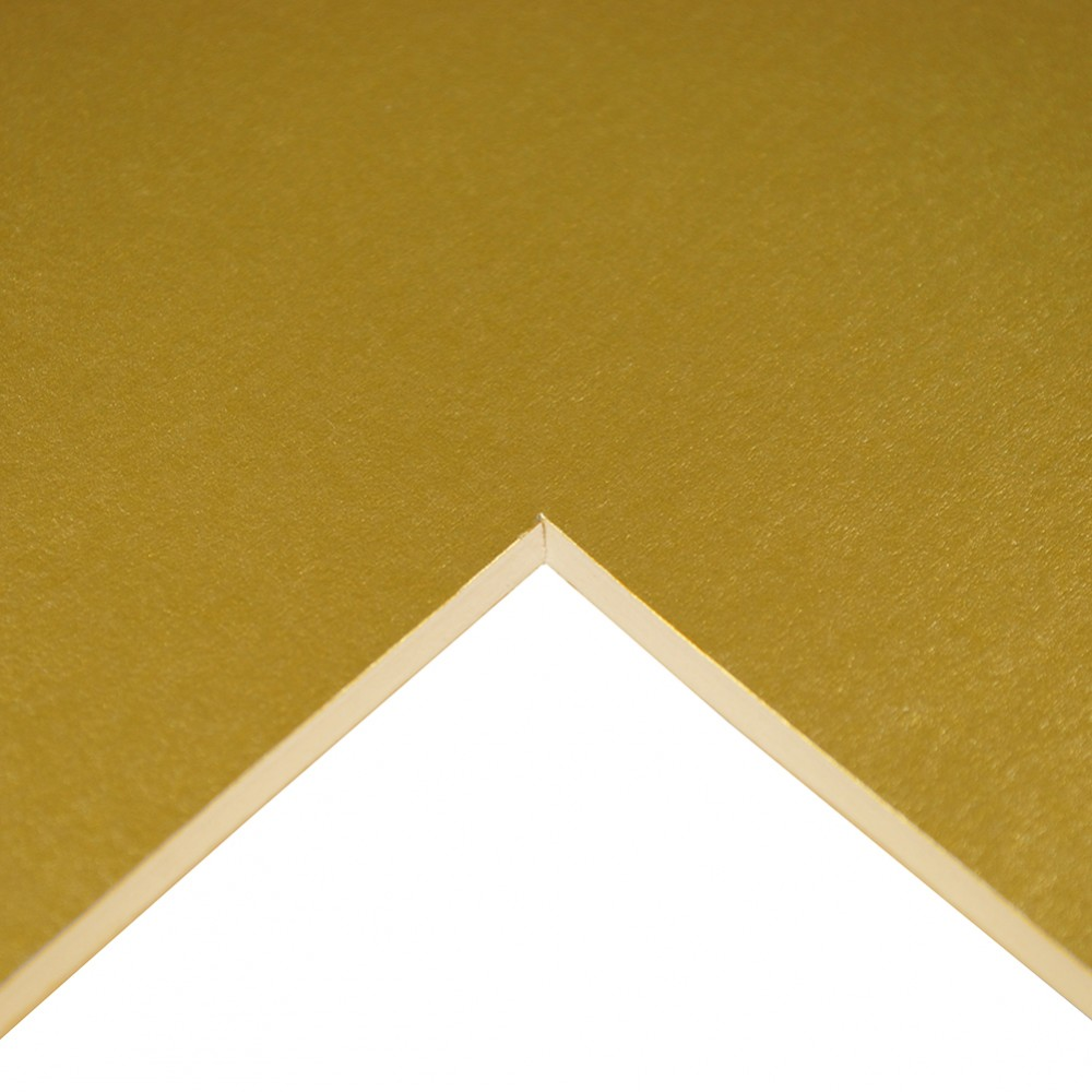 Daler Rowney : Studland Mountboard : A1 : 23x33in : Metallic Gold : 1032