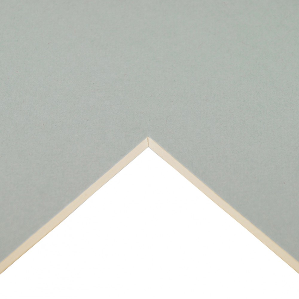 Daler Rowney : Studland Mountboard : A1 : 23x33in : Misty Grey : 1036