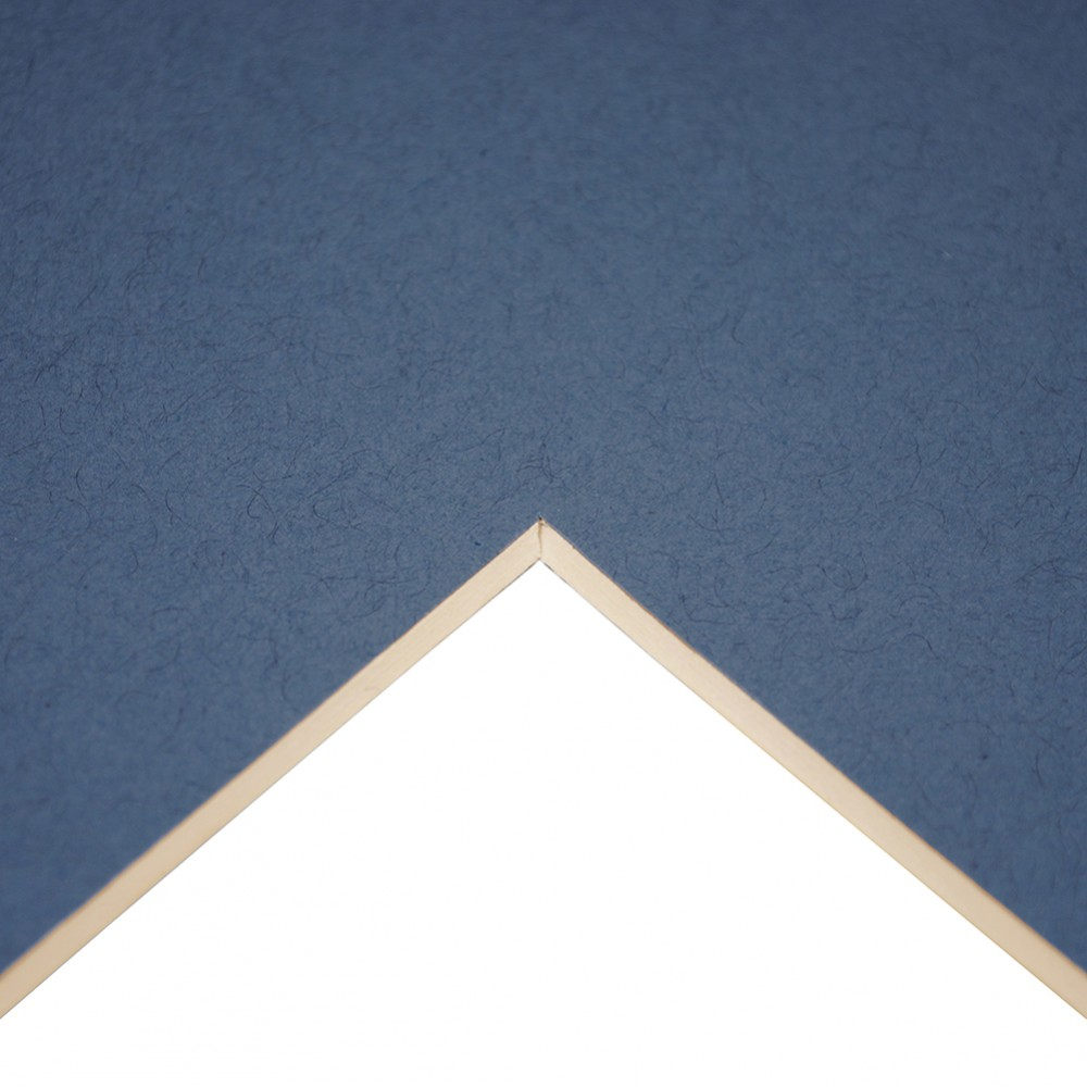 Daler Rowney : Studland Mountboard : A1 : 23x33in : Saxe Blue : 1047