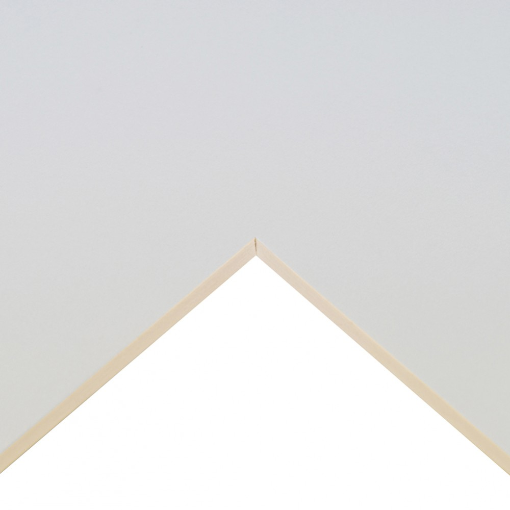 Daler Rowney : Studland Mountboard : A1 : 23x33in : Snow White : 1054