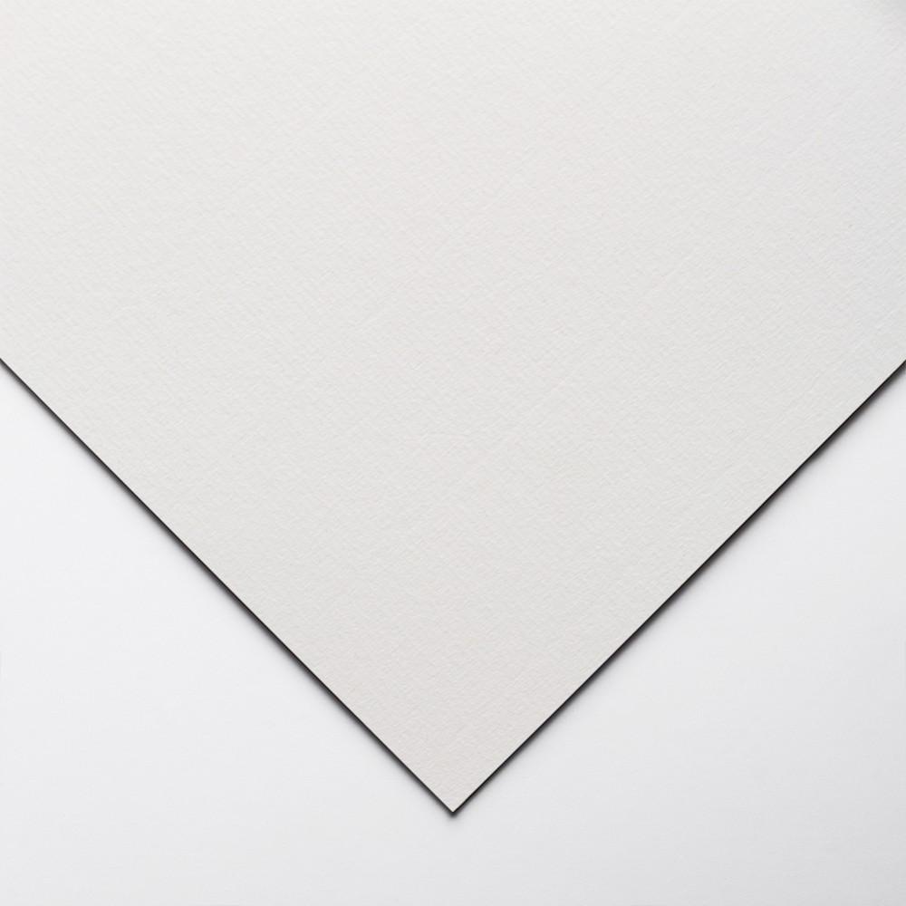 JAS : White Core Mount Board 60x80cm : Polar White : New Colour Variation