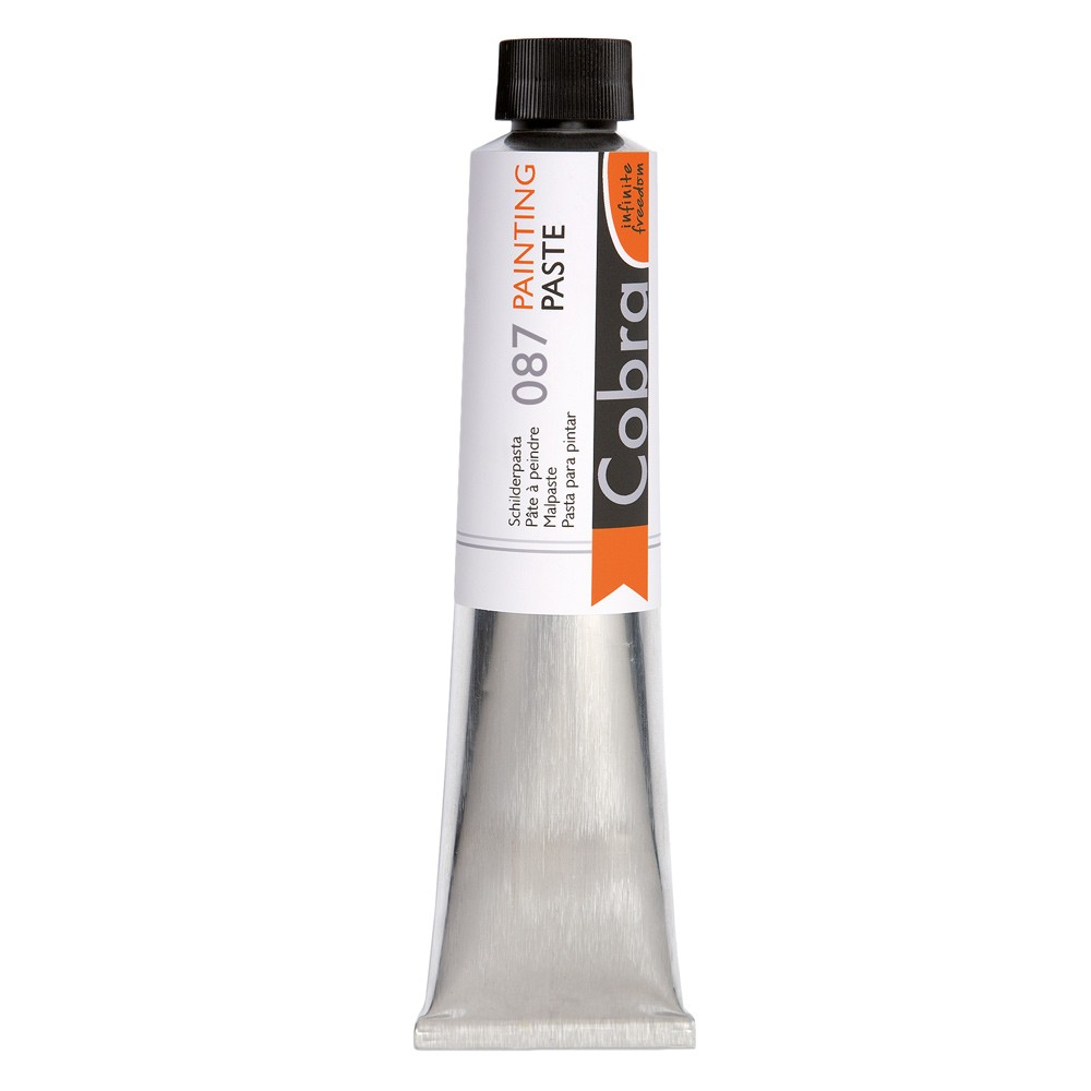 Talens : Cobra Water Mixable Oil : Painting Paste Medium : 200ml