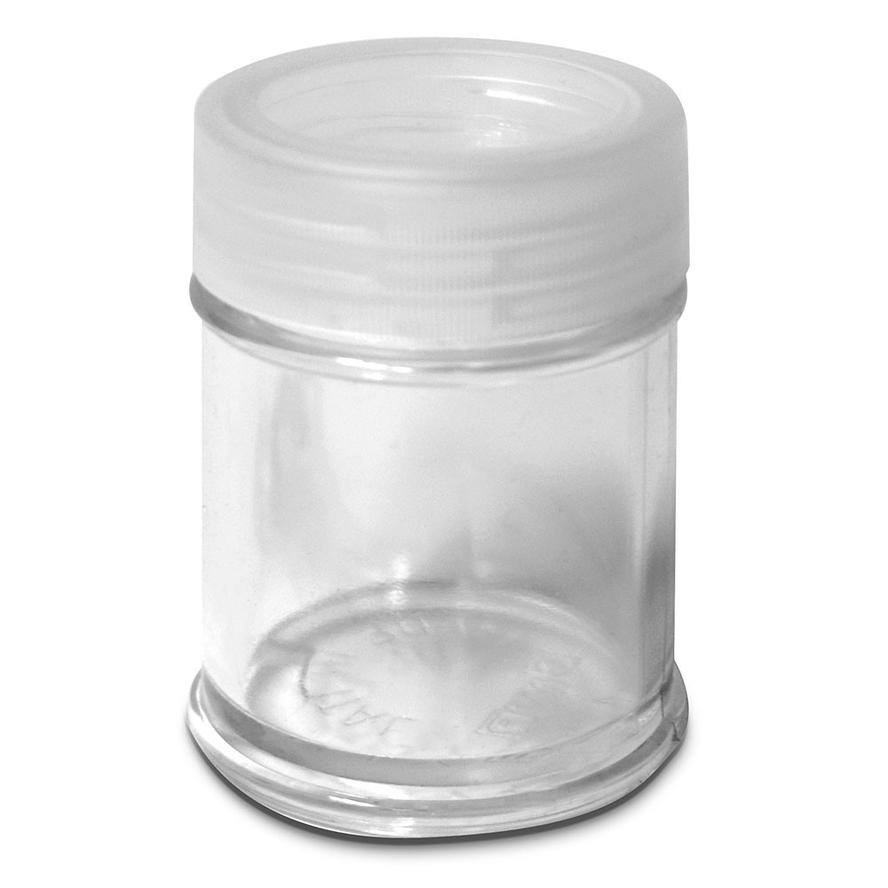 CWR : Plastic Pot 33ml with Cover