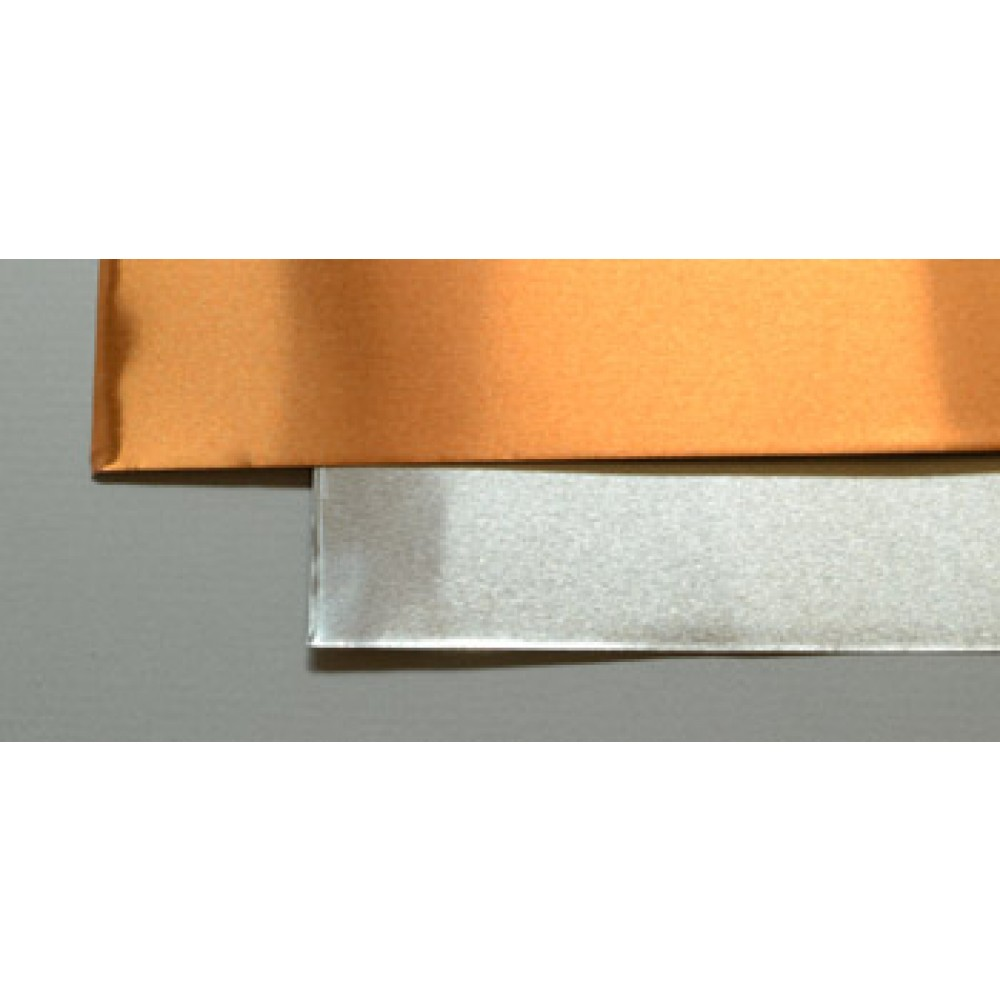 CWR : Aluminium-Copper - Set 12 Sheets 15x30 cm