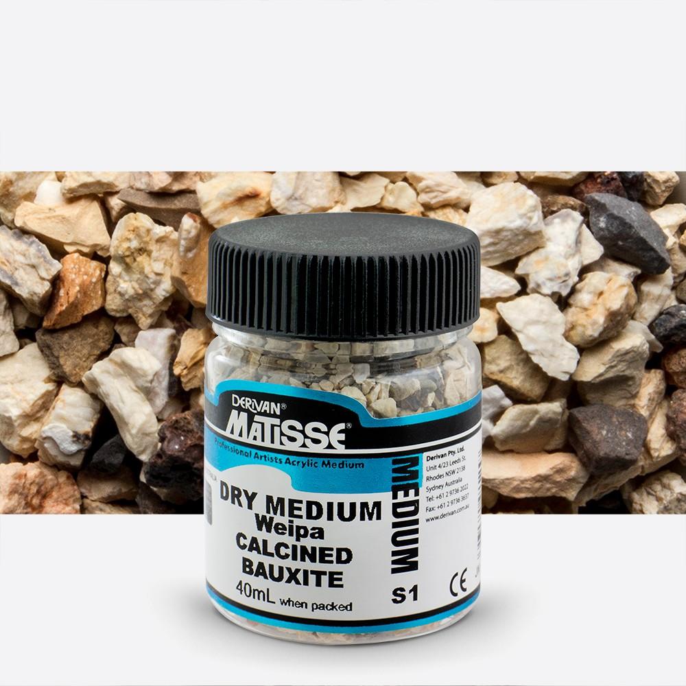 Derivan : Matisse Dry Medium : 40ml : Calcined Bauxite