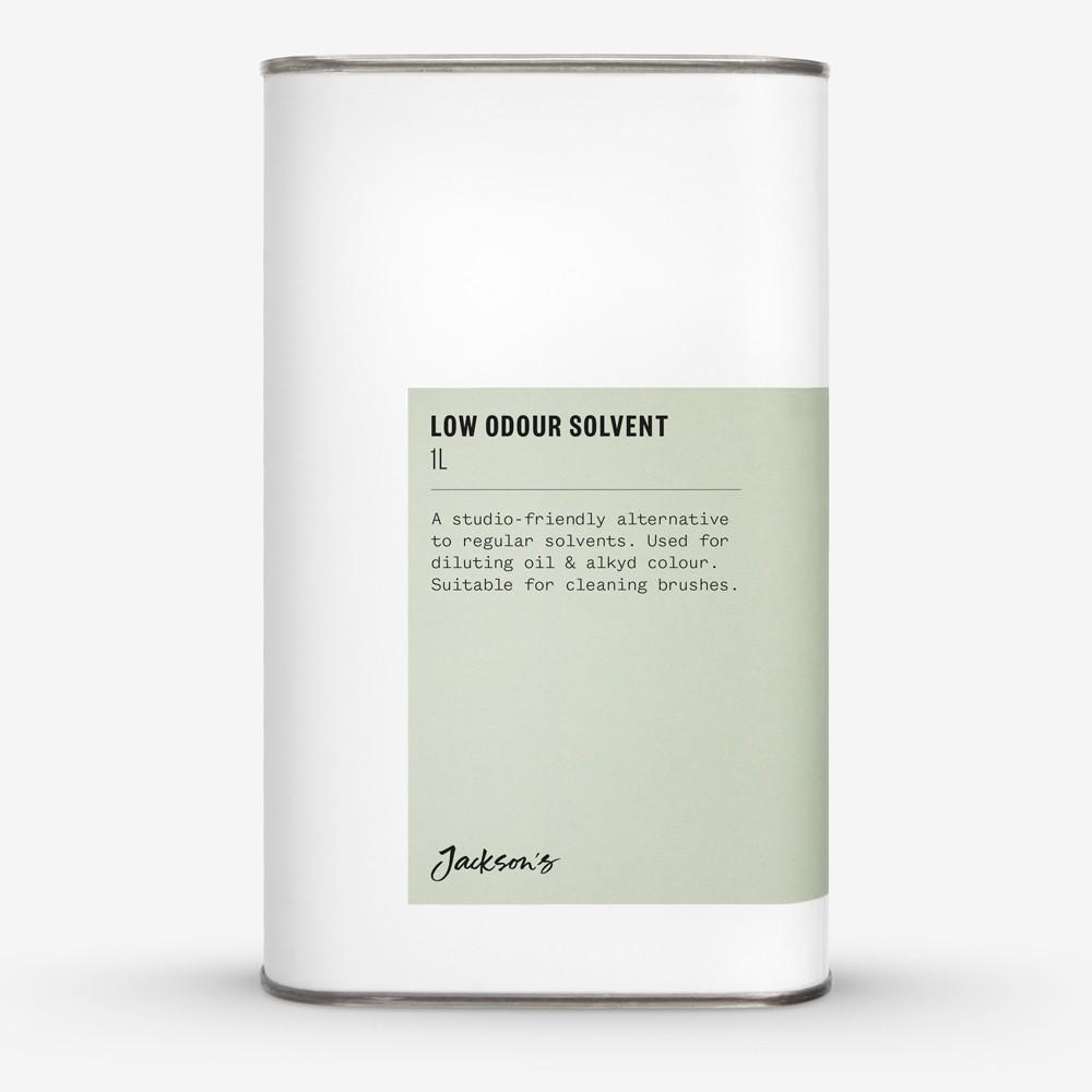 Jackson's : Low Odour Solvent 1 Litre *Haz*