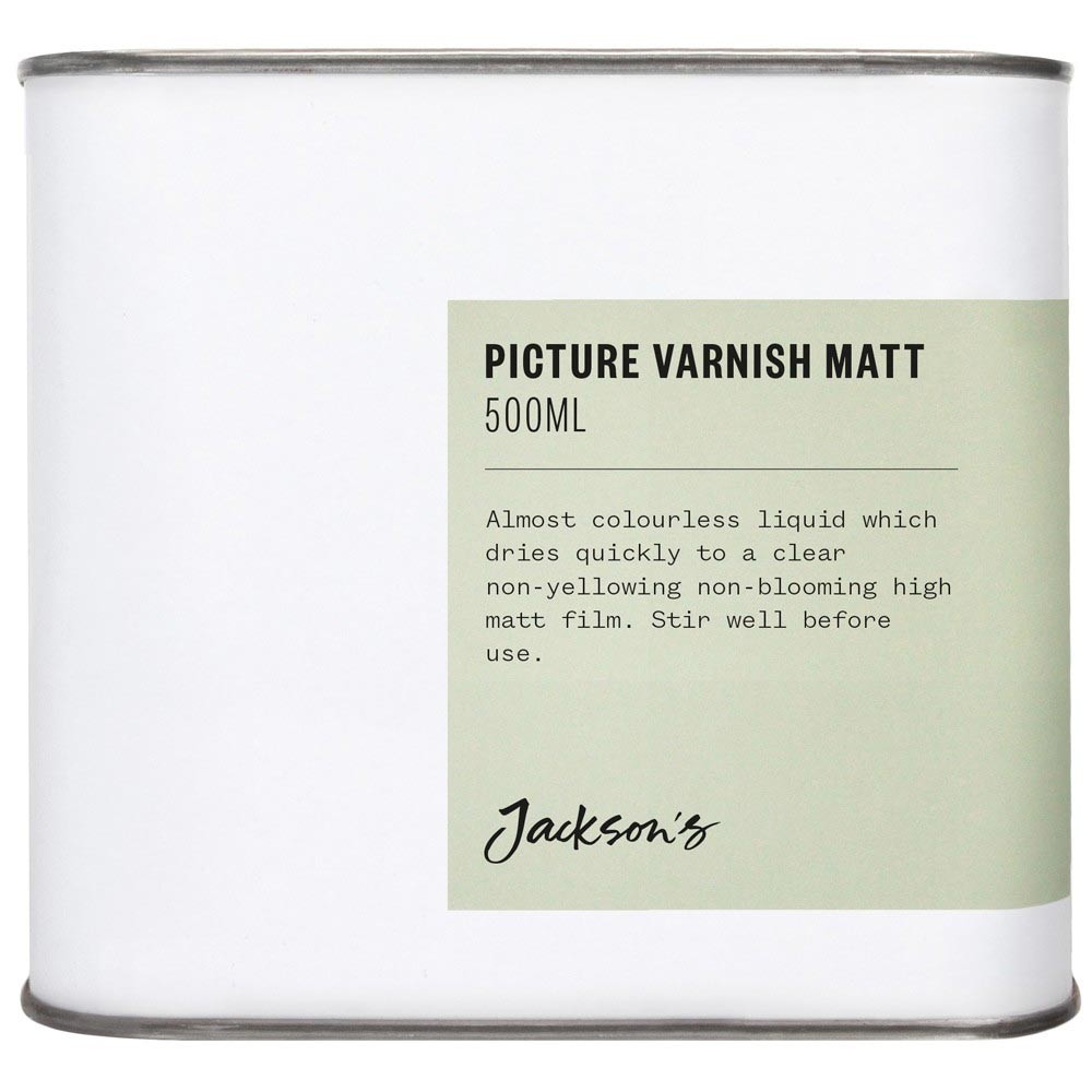 Jackson's : Picture Varnish Matt 500ml