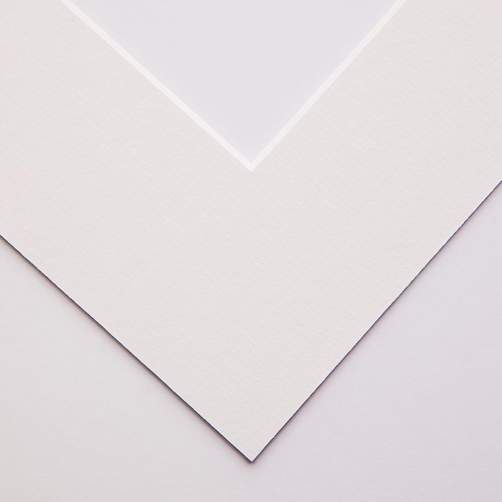 JAS : White Core Pre-Cut Mounts 1.4mm outer size : 24x30cm aperture size : 15x20cm : Extra White