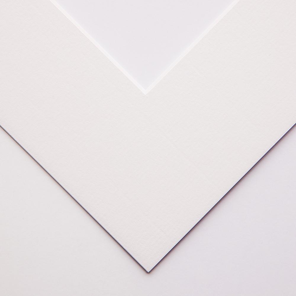 JAS : White Core Pre-Cut Mounts 1.4mm outer size : 30x40cm aperture size : 20x30cm : Extra White