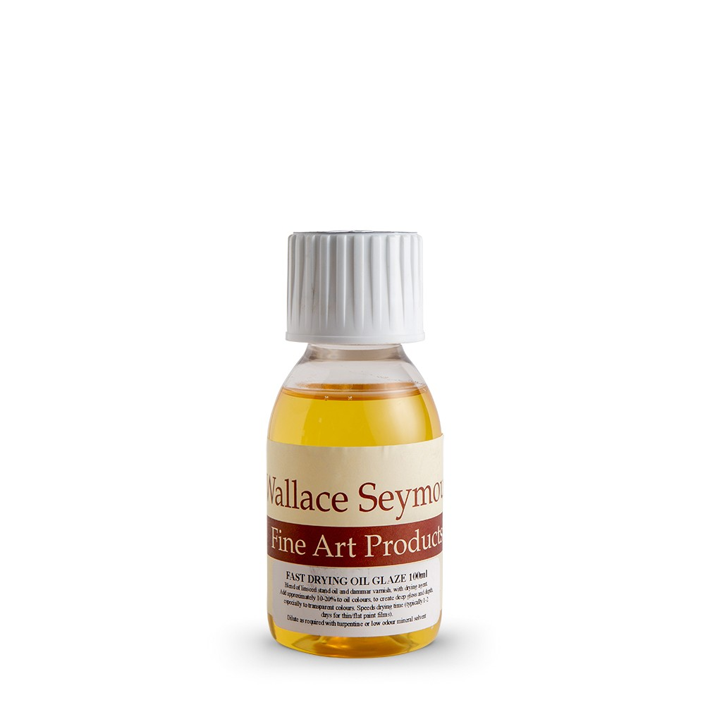 Pip Seymour : Fast Drying Oil Paint Glaze 100ml :