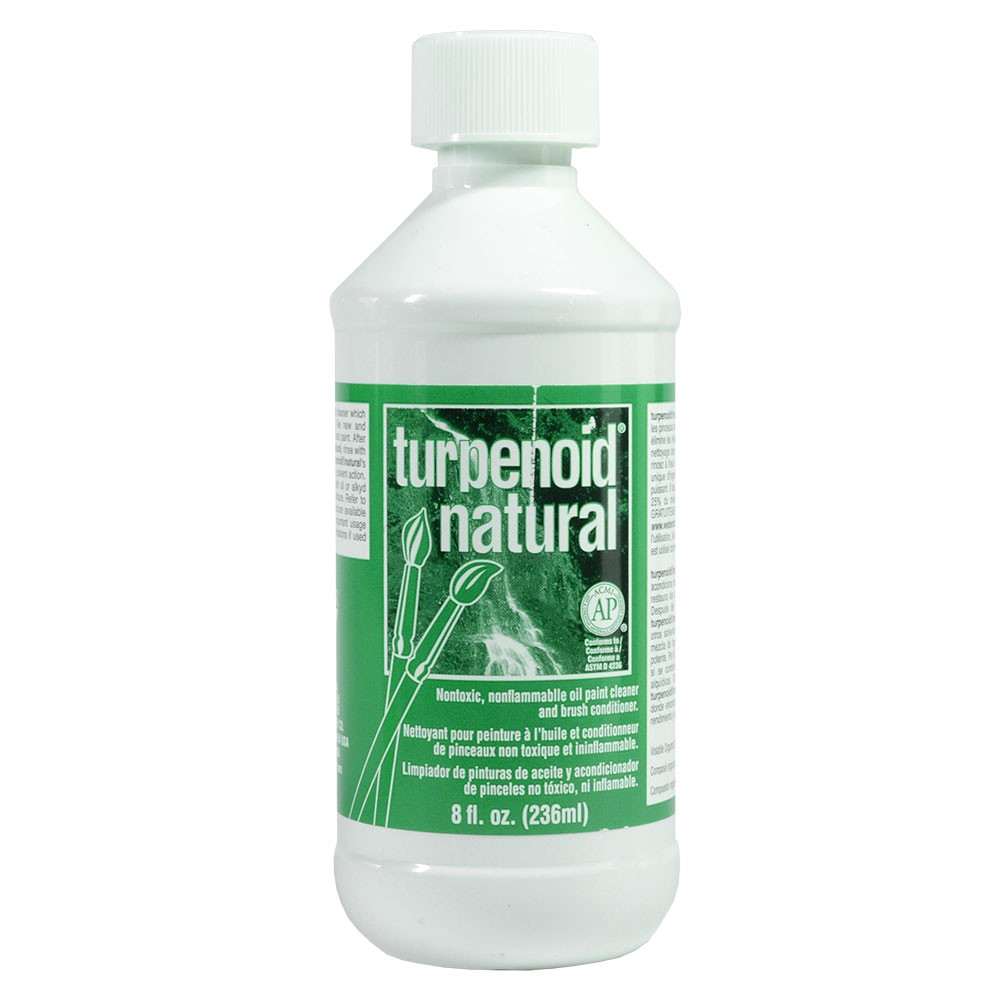 Turpenoid Natural : Brush Cleaner : 236ml