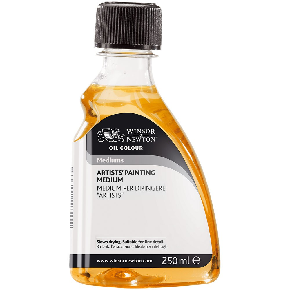 Winsor & Newton : Artist Painting Medium : 250ml