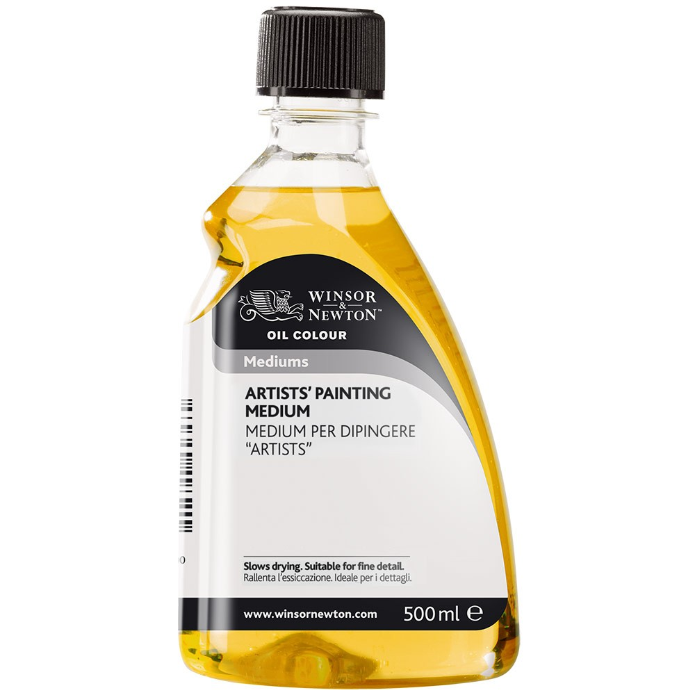 Winsor & Newton : Artist Painting Medium : 500ml