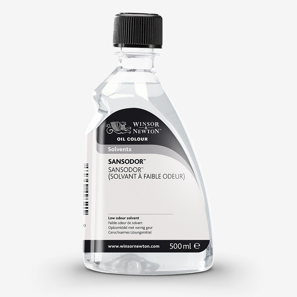 Winsor & Newton : Sansodor : 500ml : By Road Parcel Only