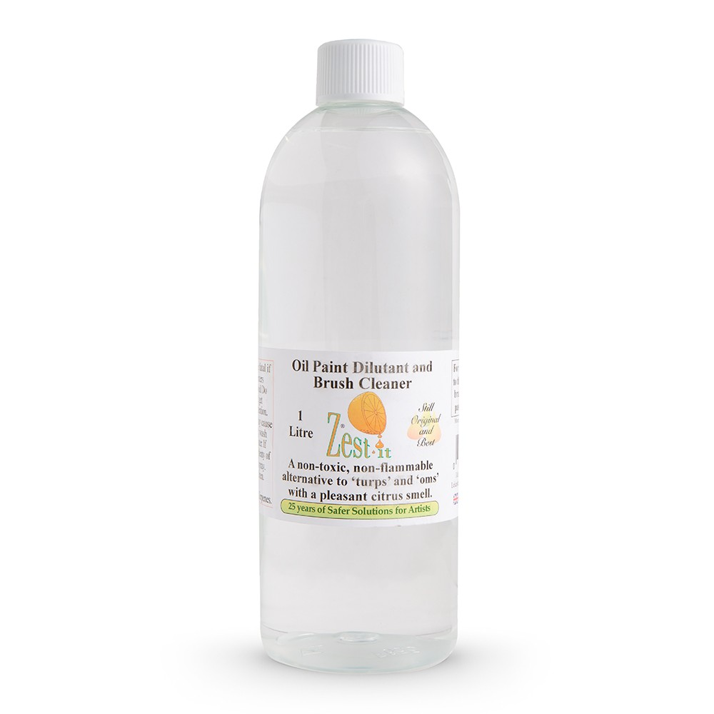 Zest-It : Oil Paint Dilutant and Brush Cleaner : 1000ml
