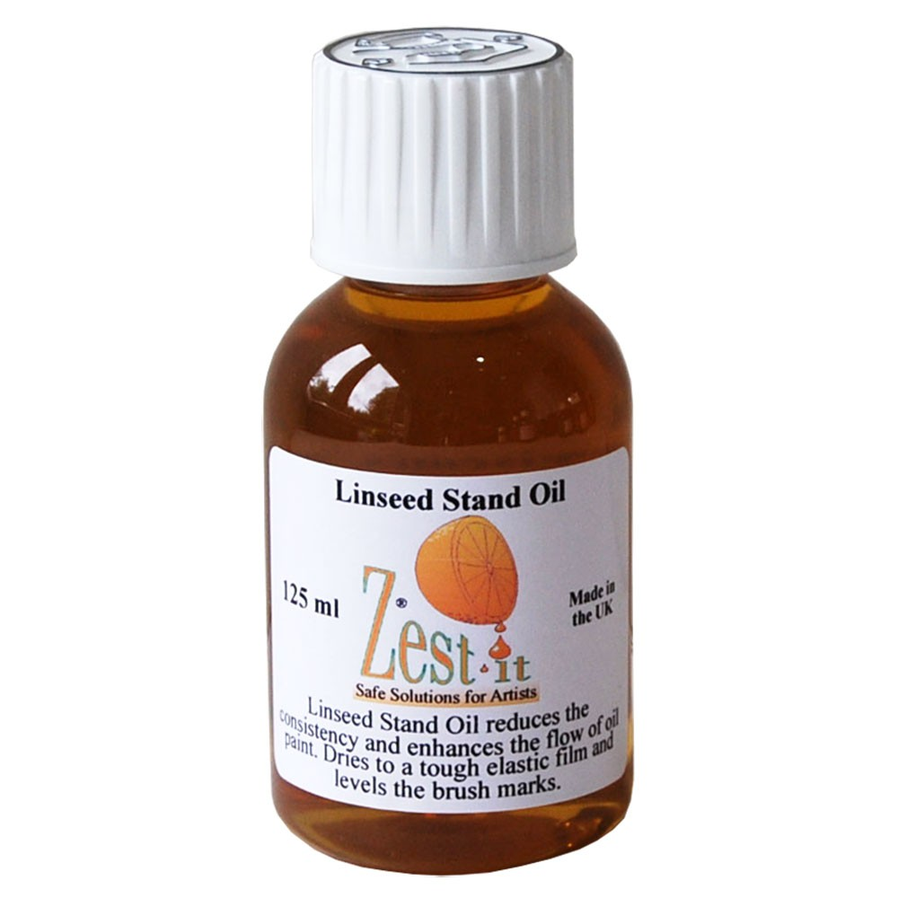 Zest It : Linseed Stand Oil : 125ml
