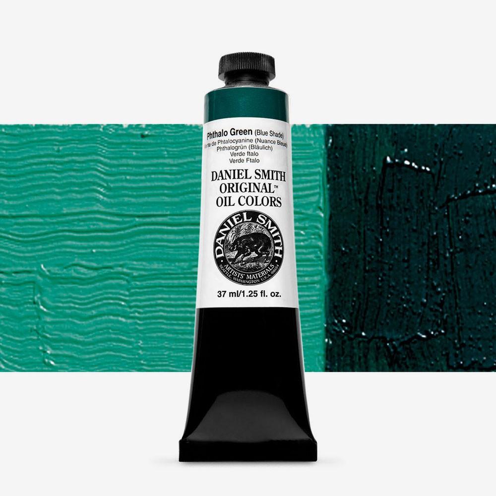 Daniel Smith : Original Oil Paint : 37ml : Phthalo Green Blue Shade