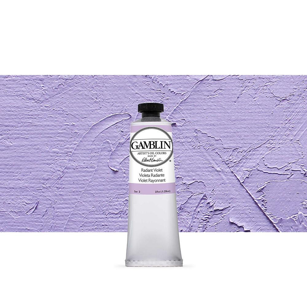 Gamblin : Artist Oil Paint : 37ml : Radiant Violet