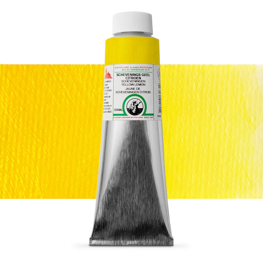 Old Holland : Classic Oil : 225ml Scheveningen Yellow Lemon