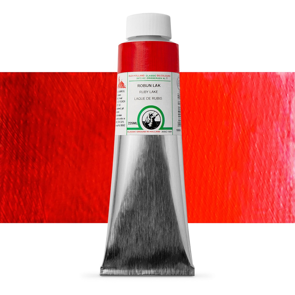 Old Holland : Classic Oil : 225ml Ruby Lake