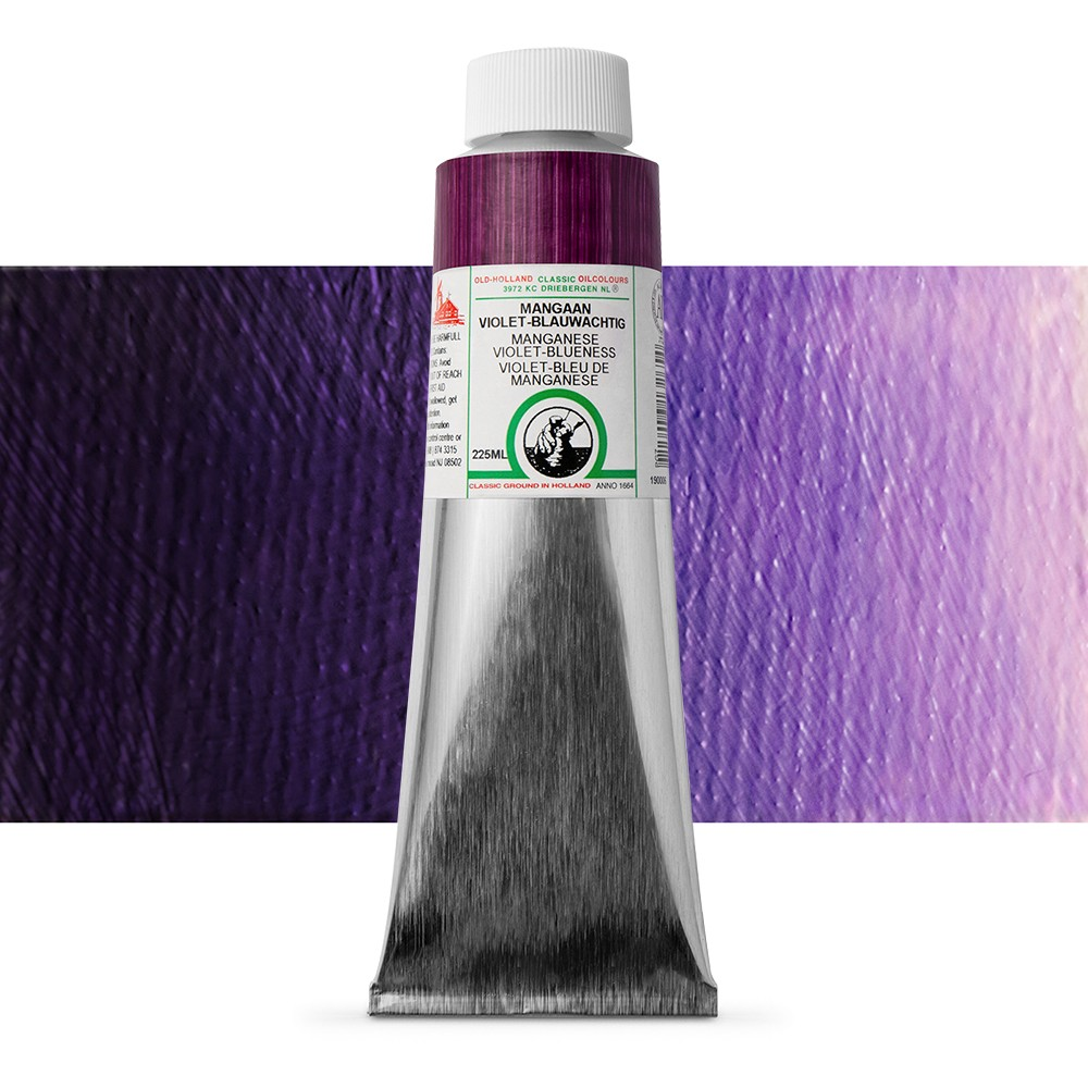 Old Holland : Classic Oil : 225ml Manganese Violet-Blueness