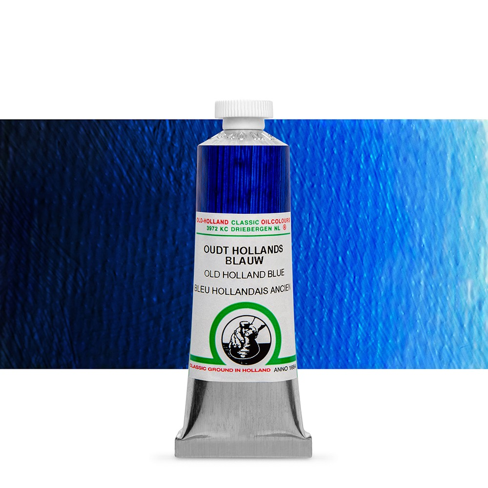 Old Holland : Classic Oil : 40ml Blue