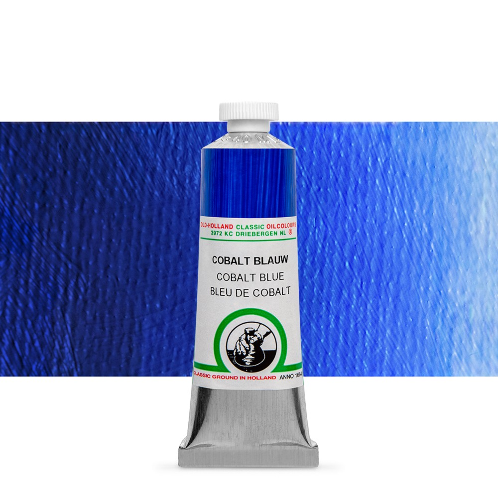 Old Holland : Classic Oil Paint : 40ml : Cobalt Blue