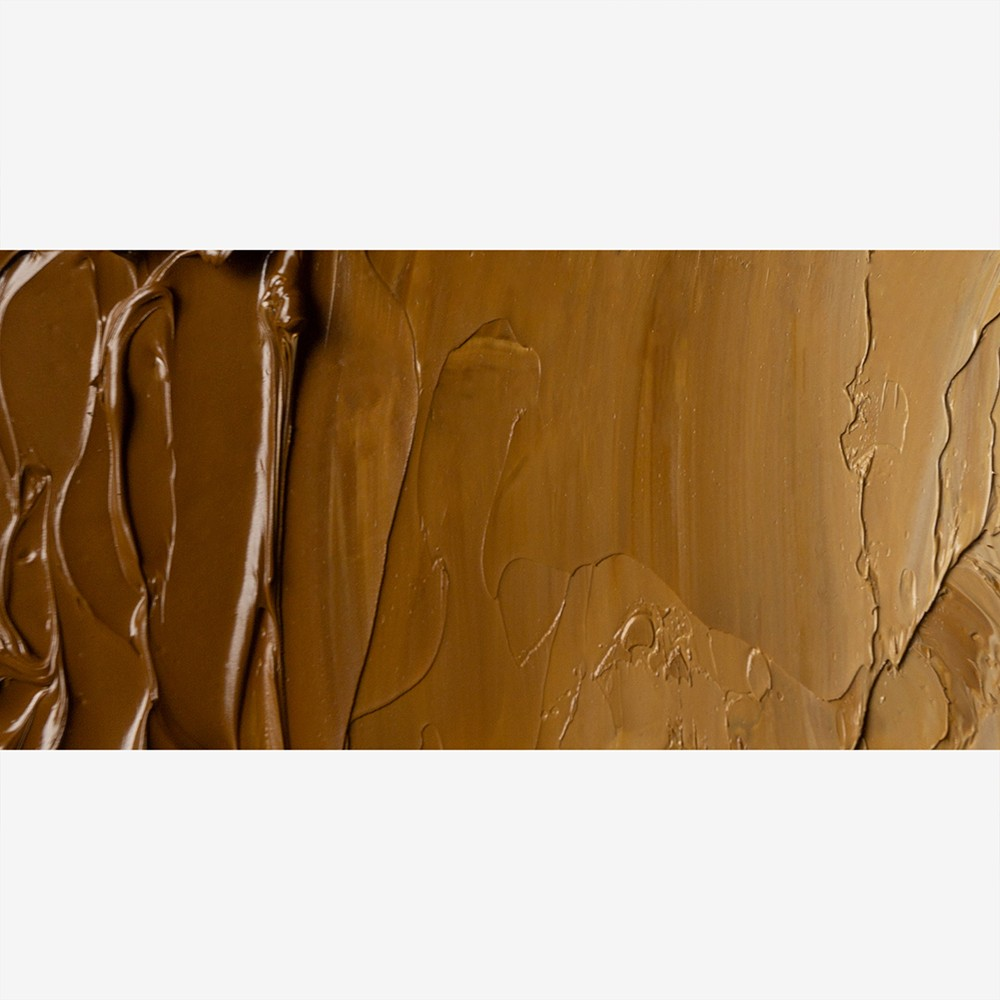 Jackson's : Artist Oil Paint : 225ml : Raw Sienna