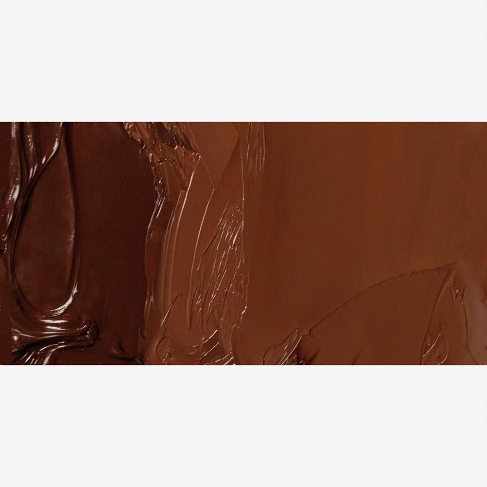 Jackson's : Artist Oil Paint : 225ml : Burnt Sienna