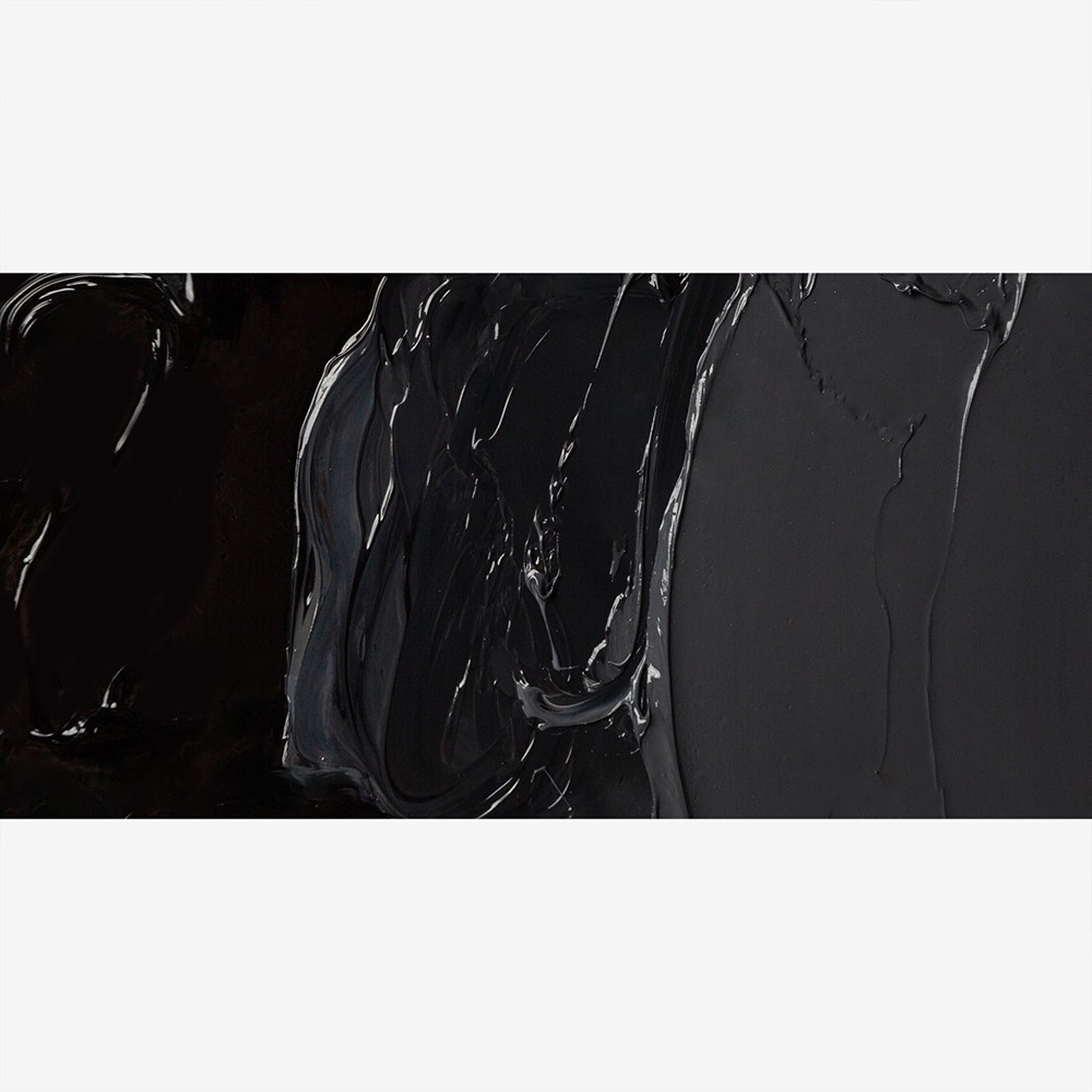 Jackson's : Artist Oil Paint : 60ml : Ivory Black