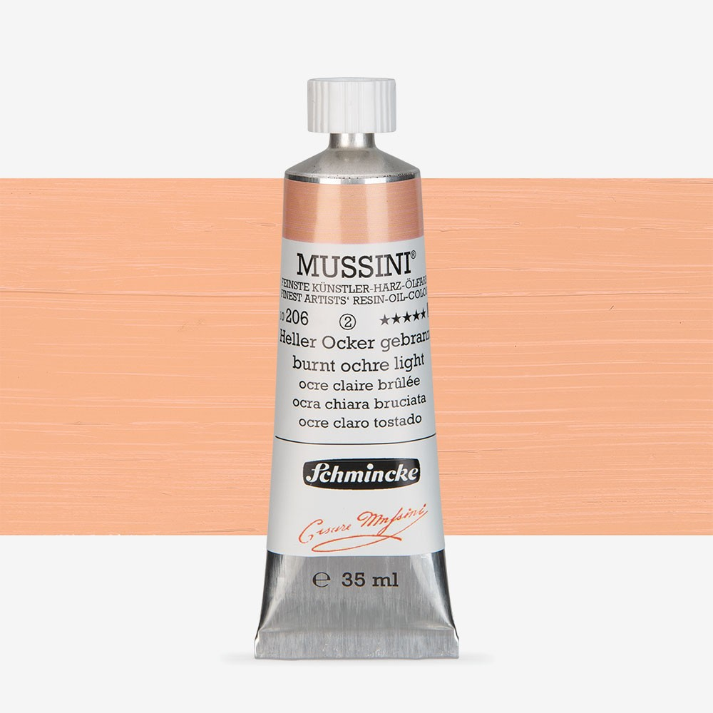 Schmincke : Mussini Oil Paint : 35ml : Flesh Tint
