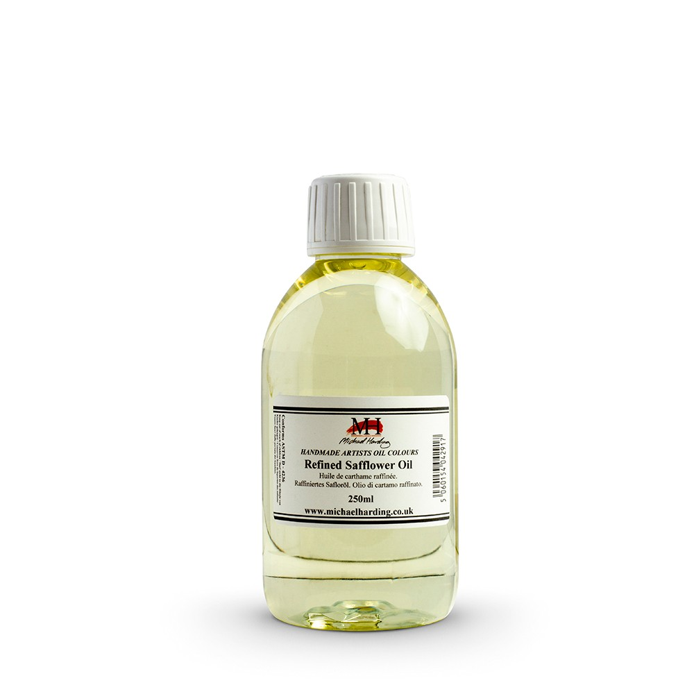 Michael Harding : Refined Safflower Oil : 250ml