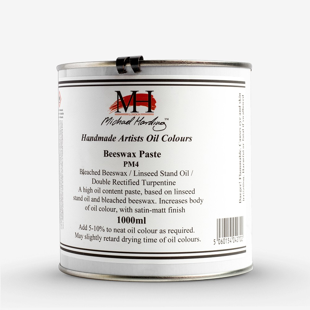 Michael Harding : Beeswax Paste : 1000ml : Ship By Road Only