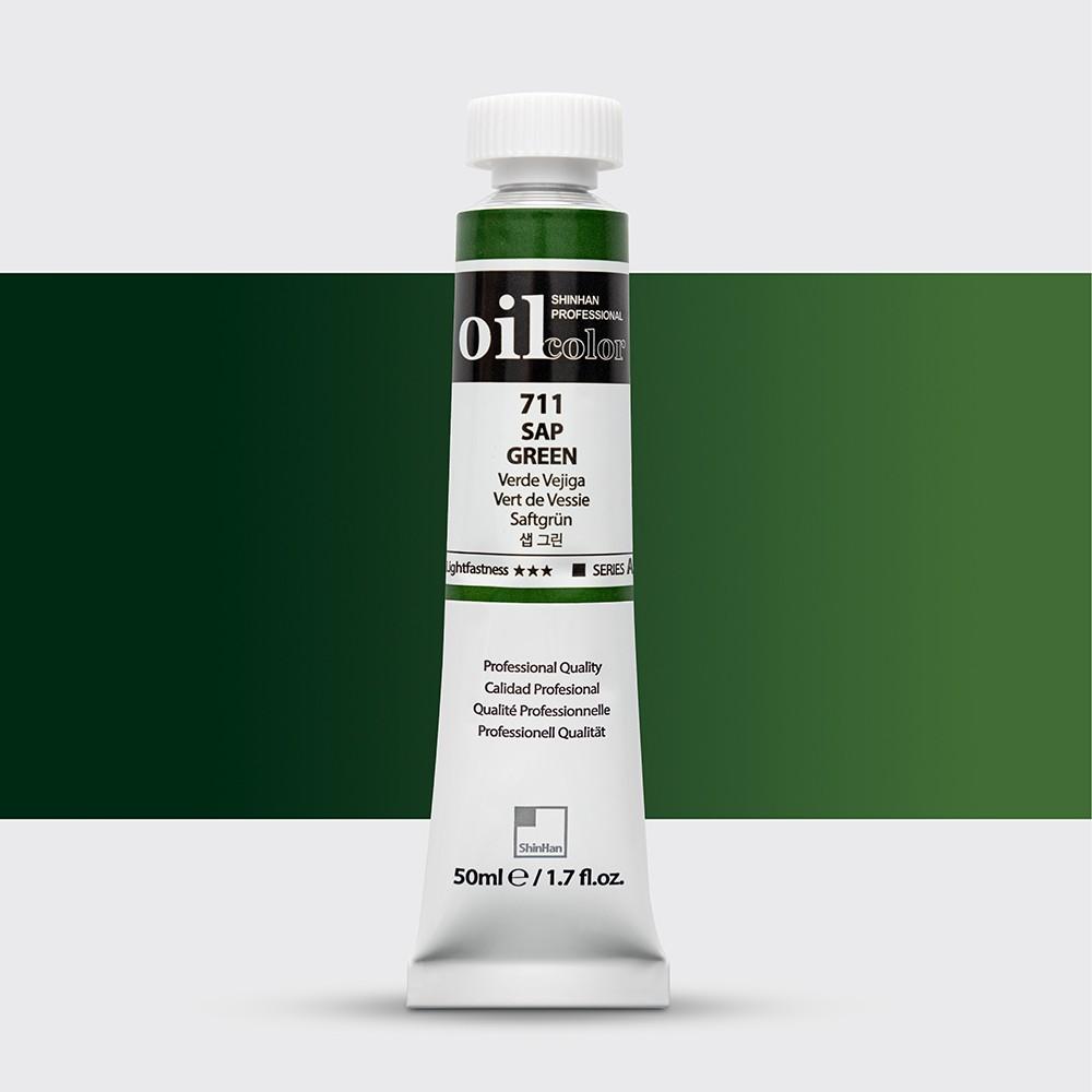 ShinHan : Oil Paint : 50ml : Sap Green